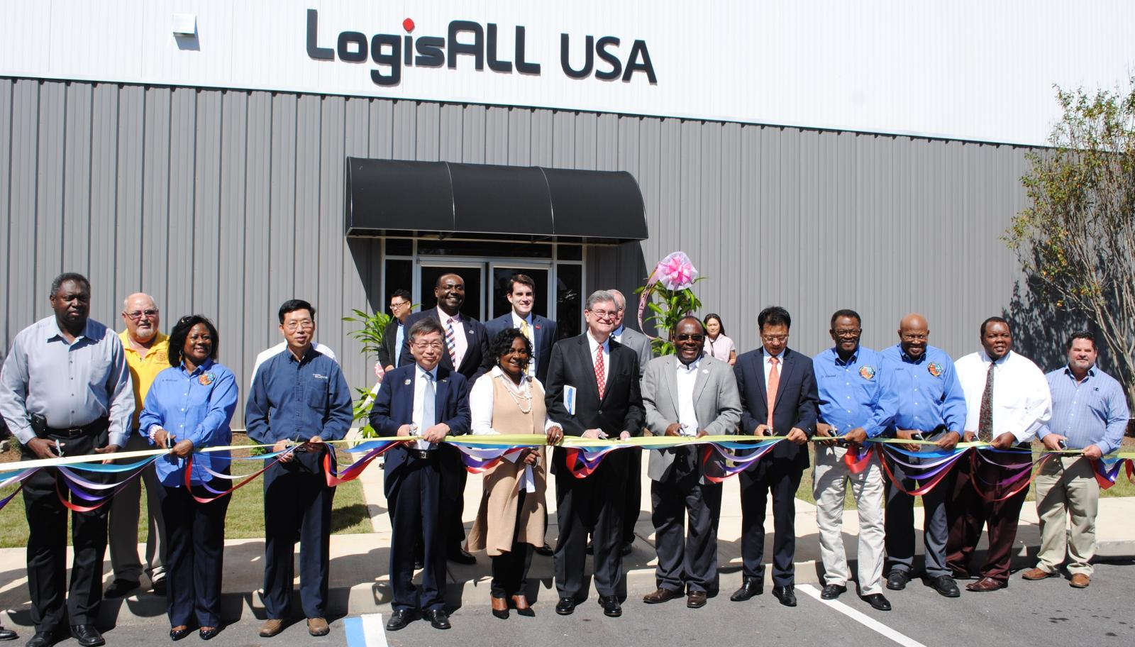 LogisALL USA Branch in Shorter, Alabama